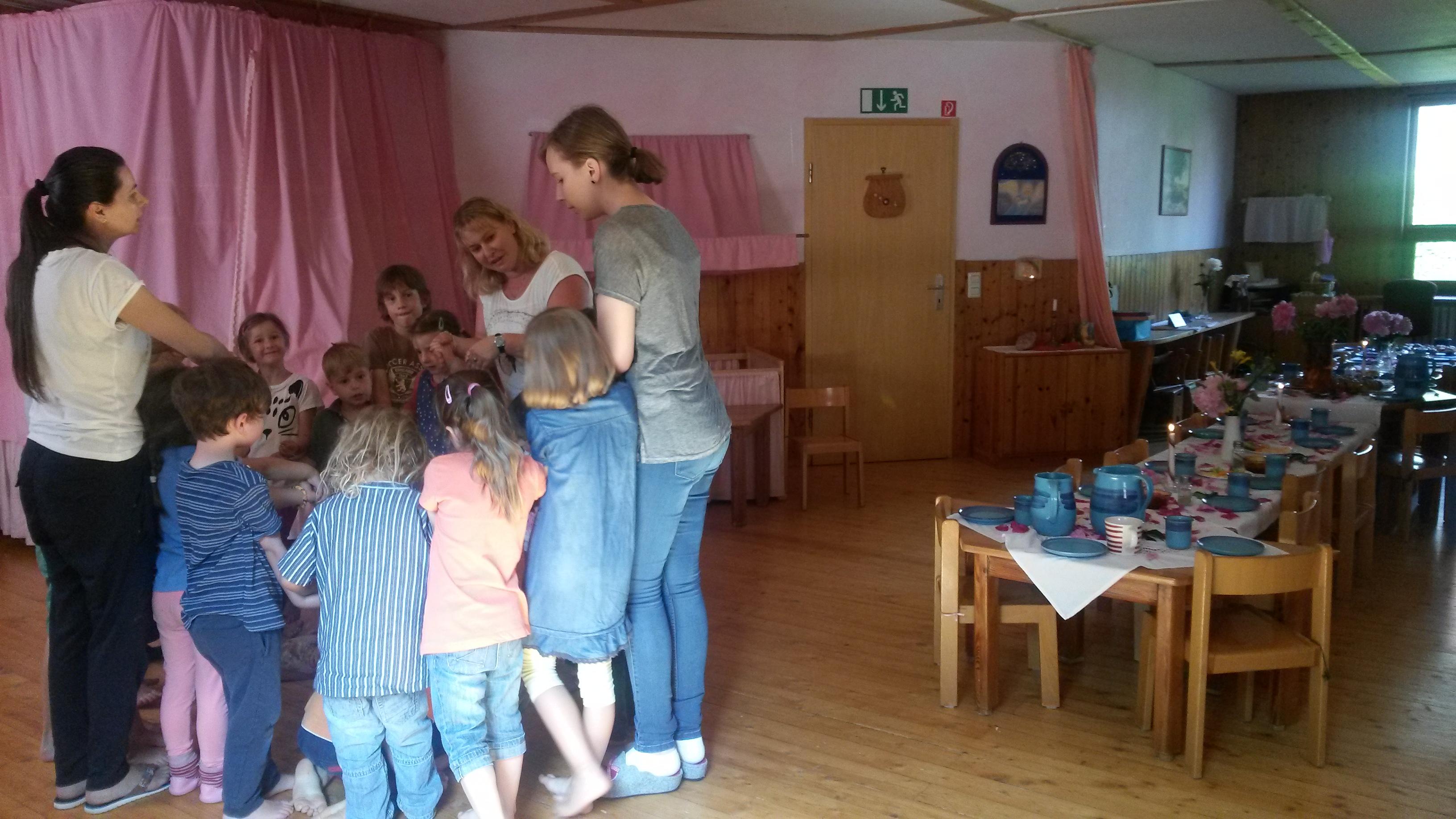 feiern der jahresfeste mit kindern